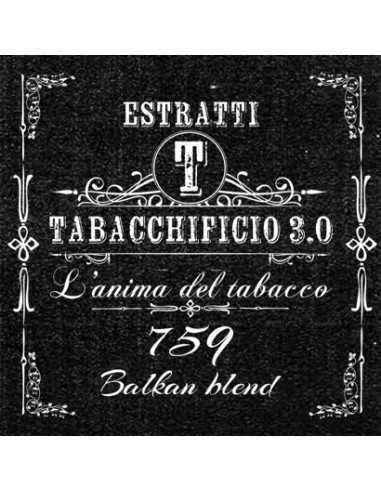 759 Aroma - Estratti Tabacchificio 3.0