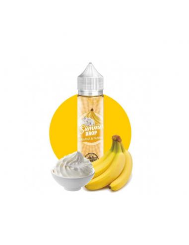 Summer Drop Banana & Panna - Dreamods
