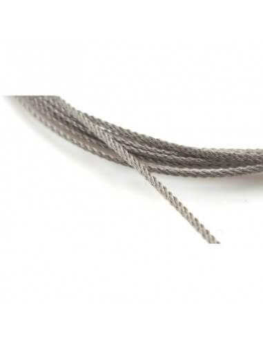 Genesis Rope Kanthal 4x4x0.08 (Flat) - Frolov's Lab