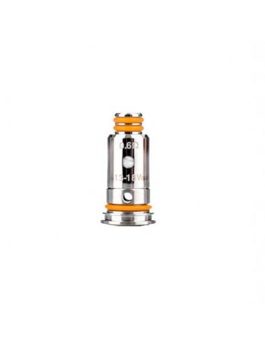 Testina coil di Ricambio G-coil 0.6 ohm - Geek Vape (5pz)
