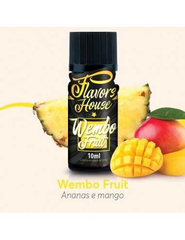 Wembo Fruit aroma concentrato 10ml - Eliquid France