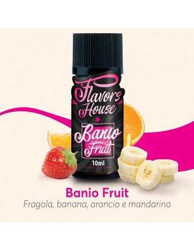 Banio Fruit aroma concentrato 10ml - Eliquid France
