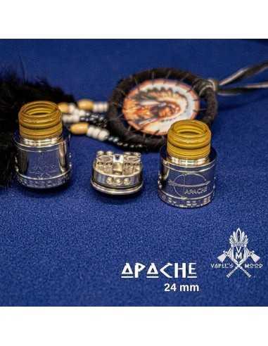 Apache RDA 24mm x Vaper's Mood - MCV...