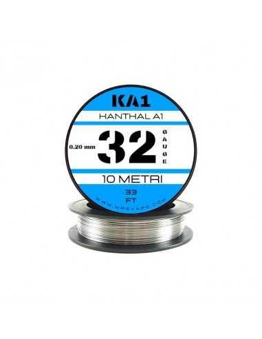 Filo Kanthal A1 0,20 mm - 32 AWG (10 metri)