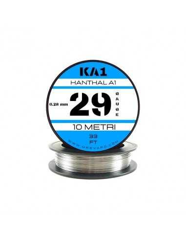 Filo Kanthal A1 0,28 mm - 29 AWG (10 metri)
