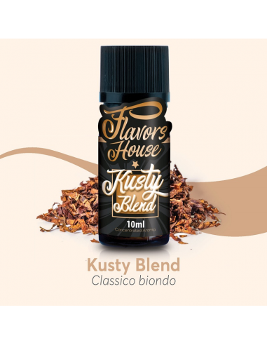 Kusty Blend aroma concentrato 10ml - Eliquid France