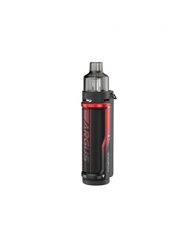 Argus Pro starter kit - Voopoo (Litchi Leather & Red)