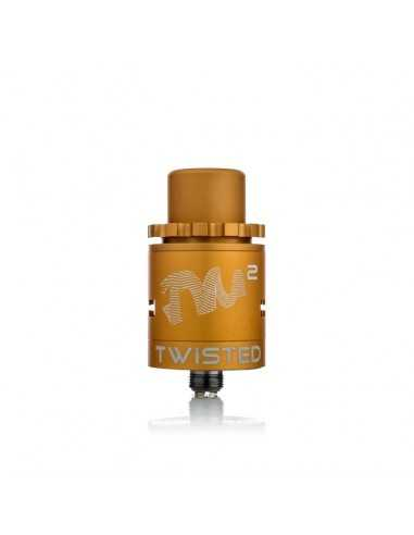 TM2 RDA 22mm - Twisted Messes (Oro)