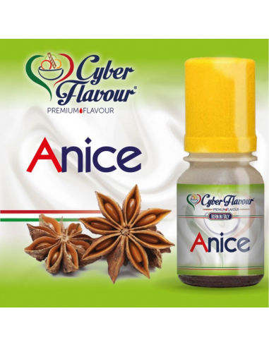 Anice - Cyber Flavour