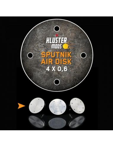 Air Disk Sputnik 4x0,6 - Kluster Mods