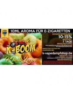 K-MILK LOOPS Aroma K-Boom
