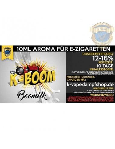 BOOMILK Aroma K-Boom