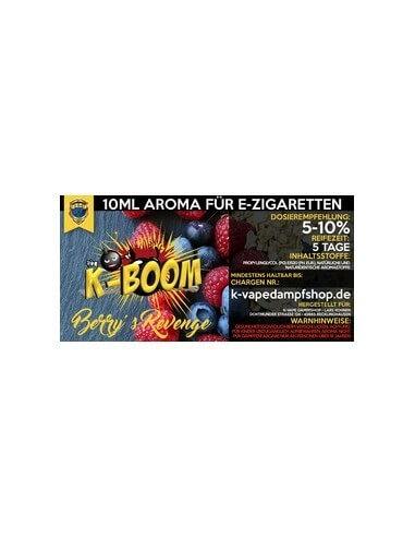 BERRYS REVENGE Aroma K-Boom