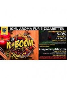 RED C Aroma K-Boom