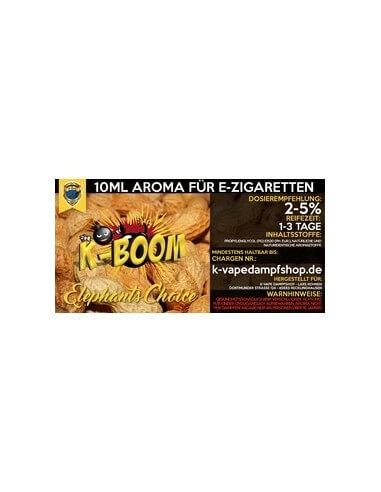 Elephants Choise Aroma Concentrato - K-Boom