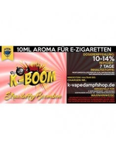 STRAWBERRY BOOMBON Aroma...