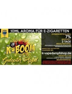 GEDOPTER APFEL Aroma K-Boom