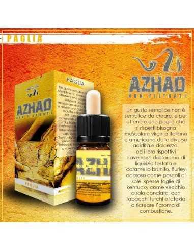 Paglia (NON FILTRATI) aroma concentrato - Azhad's Elixirs