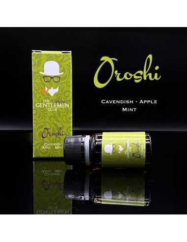 Oroshi aroma concentrato - The vaping Gentlemen Club