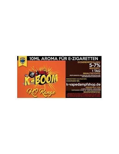 K.O-RANGE Aroma K-Boom