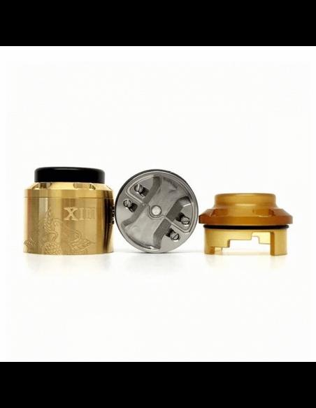 Arcane 13 RDA 24mm - Thirteen Technology (SS)