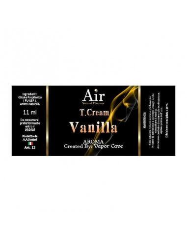 T. Cream Vanilla - Vapor Cave