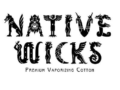 Native Wicks Cotton